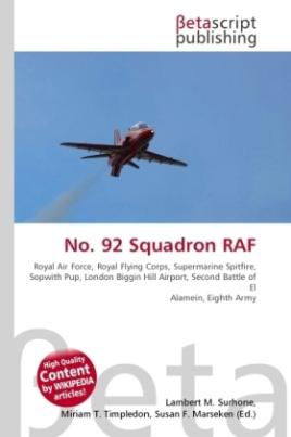 No. 92 Squadron RAF