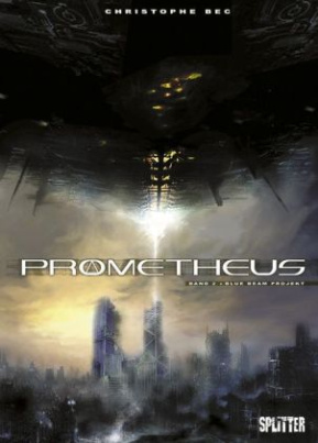 Prometheus - Blue Beam Project