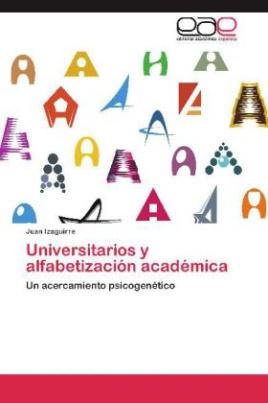 Universitarios y alfabetización académica