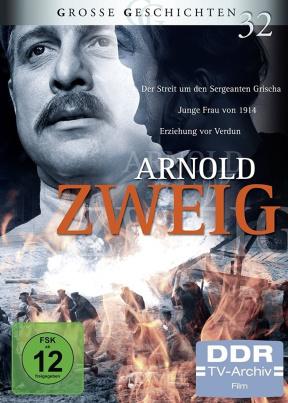 Arnold Zweig (DDR TV-Archiv)