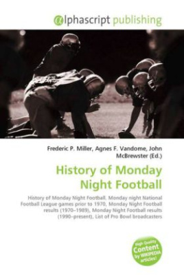 History of Monday Night Football