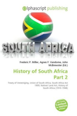 History of South Africa Part 2