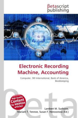 Electronic Recording Machine, Accounting