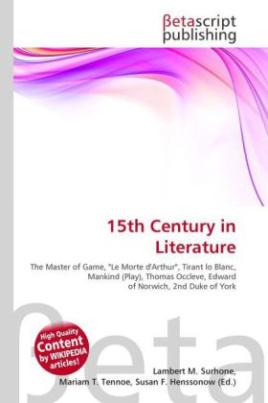15th Century in Literature