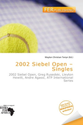 2002 Siebel Open - Singles