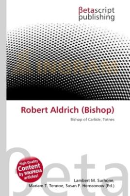 Robert Aldrich (Bishop)