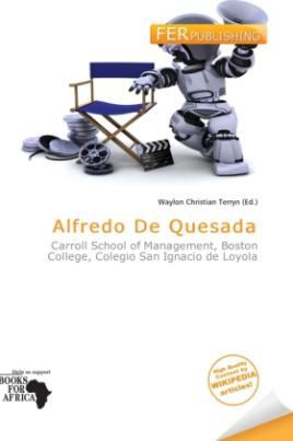 Alfredo De Quesada