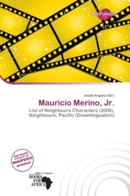 Mauricio Merino, Jr.