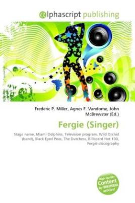 Fergie (Singer)