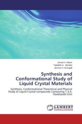 Synthesis and Conformational Study of Liquid Crystal Materials