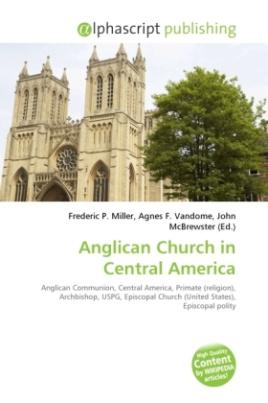Anglican Church in Central America