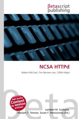 NCSA HTTPd