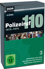 Polizeiruf 110 - Box 3 (DDR TV-Archiv) (3DVD´s)