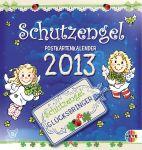 Schutzenengel Postkartenkalender 2013