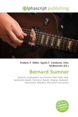 Bernard Sumner