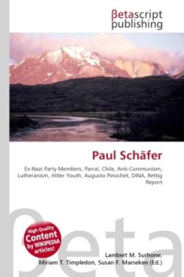 Paul Schäfer