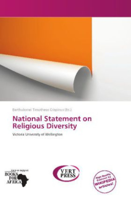National Statement on Religious Diversity