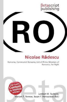 Nicolae R descu
