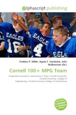 Cornell 100+ MPG Team