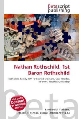 Nathan Rothschild, 1st Baron Rothschild