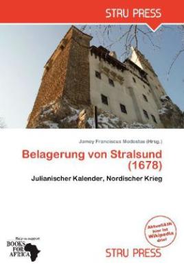 Belagerung von Stralsund (1678)
