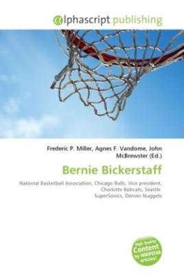 Bernie Bickerstaff