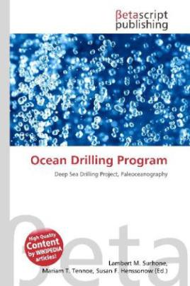 Ocean Drilling Program