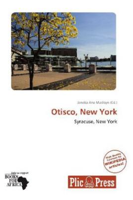 Otisco, New York