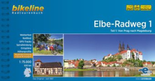 Bikeline Radtourenbuch Elbe-Radweg. Tl.1