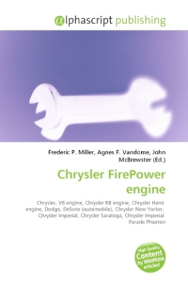 Chrysler FirePower engine
