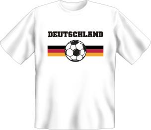 """T-Shirt """"Deutschland"""" Größe: XL"""