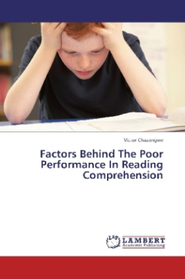 Factors Behind The Poor Performance In Reading Comprehension