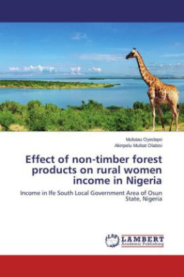 Effect of non-timber forest products on rural women income in Nigeria
