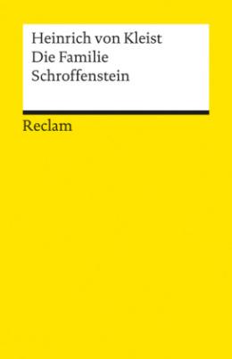 Die Familie Schroffenstein