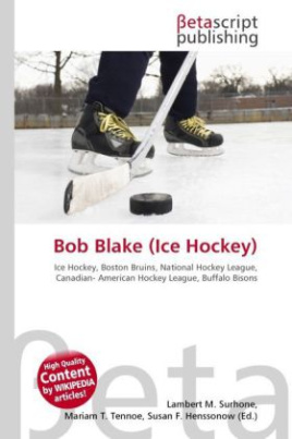 Bob Blake (Ice Hockey)