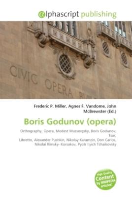 Boris Godunov (opera)