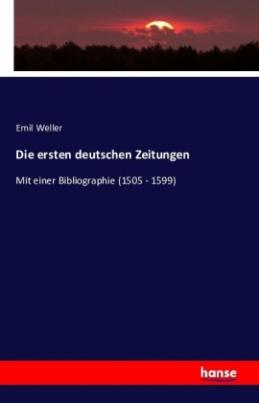 Die ersten deutschen Zeitungen