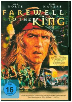 Farewell to the King, DVD (Remastered)