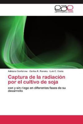 Captura de la radiación por el cultivo de soja