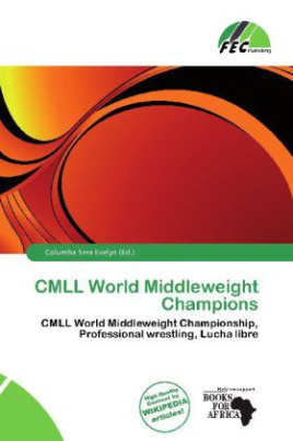 CMLL World Middleweight Champions