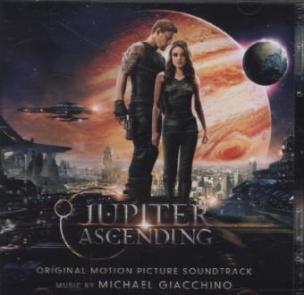 Jupiter Ascending, 2 Audio-CDs (Soundtrack)