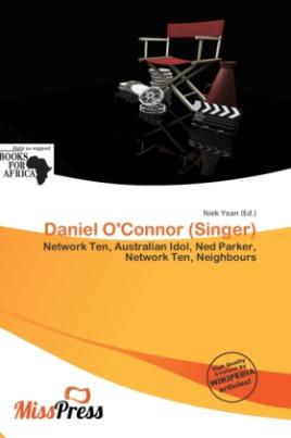 Daniel O'Connor (Singer)