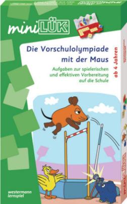 Die Vorschulolympiade mit der Maus
