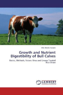 Growth and Nutrient Digestibility of Bull Calves
