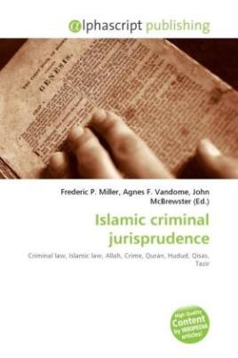 Islamic criminal jurisprudence