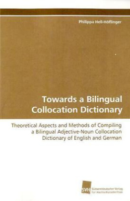 Towards a Bilingual Collocation Dictionary