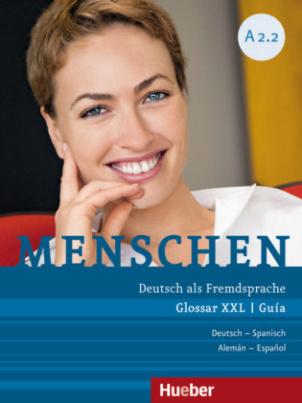 Glossar XXL Deutsch-Spanisch, Guía Alemán-Español