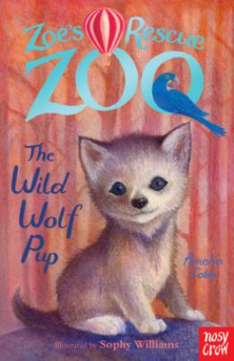 Zoe's Rescue Zoo - Wild Wolf Pup