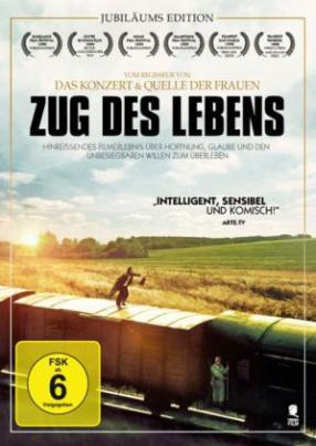 Zug des Lebens, 1 DVD (Jubiläumsedition)