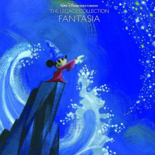 Fantasia, 4 Audio-CDs (The Legacy Collection / Soundtrack)